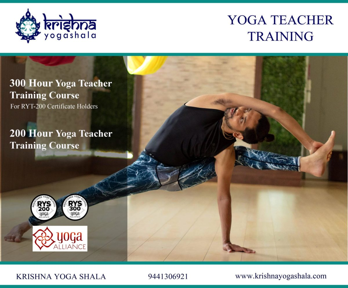 200 Hours Vs 300 Hours Yoga Teacher Training Certification Cost Near You In Hyderabad