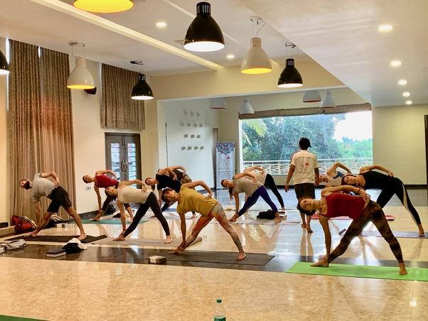 What are some of the best yoga teacher training center in Hyderabad?